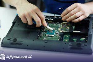 Jasa Service Laptop Panggilan di Unaaha