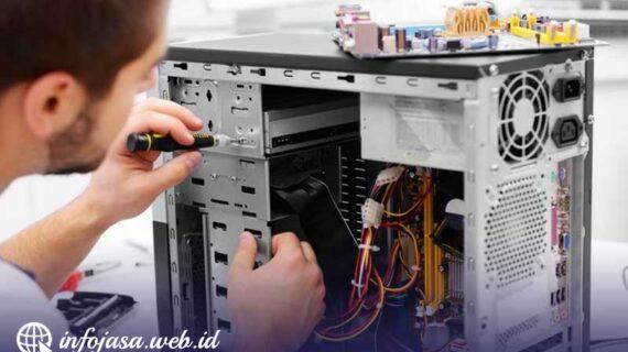 Jasa Service Laptop Panggilan di Asahan