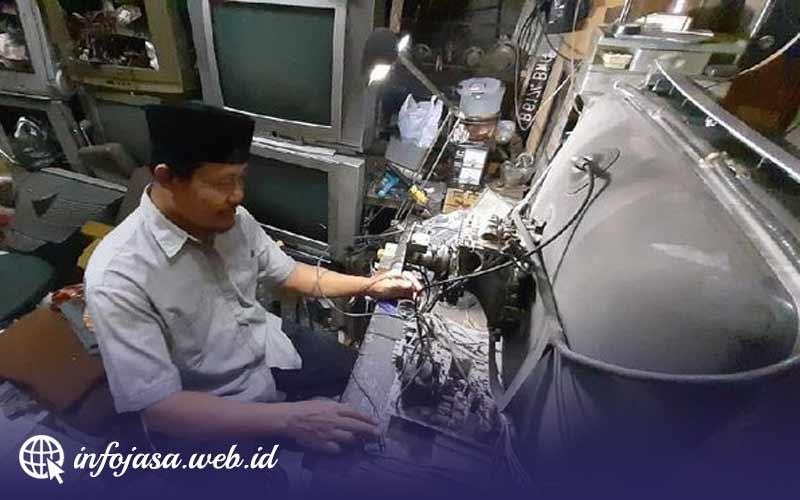 Jasa Service TV Murah di Surabaya