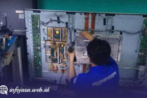 Jasa Service Televisi Murah di Tobelo