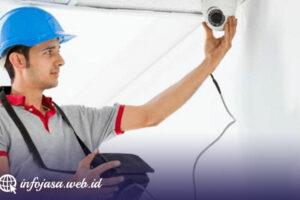 Jasa Perbaikan CCTV Murah di Mukomuko