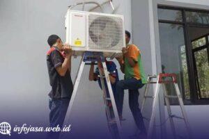 Jasa Service AC Murah di Tambrauw