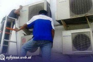 Jasa Pemasangan AC Murah di Ogan Komering Ulu Timur