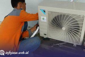 Jasa Service AC Murah di Tasikmalaya
