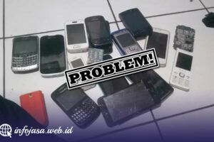Jasa Service Handphone Murah di Berau