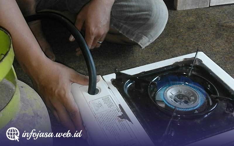 Jasa Service Kompor Gas di Airmadidi