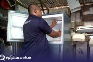 Jasa Service Kulkas Murah di Bengkulu Tengah