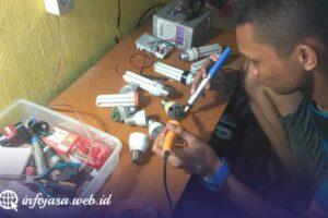 Jasa Service Lampu Rumah di Maros