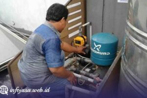 Jasa Perbaikan Pompa Air di Merauke