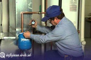 Jasa Perbaikan Pompa Air di Kota Tebelian