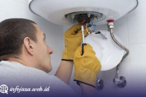 Jasa Service Pemanas Air di Sukamara