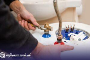 Jasa Service Pemanas Air di Simalungun
