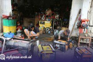 Jasa Service Genset Panggilan di Ponorogo