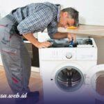 Jasa Service Mesin Cuci di Bitung