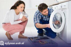 Jasa Perbaikan Mesin Cuci di Serang