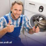 Jasa Perbaikan Mesin Cuci di Semarang