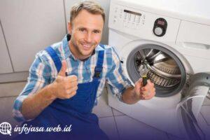 Jasa Service Mesin Cuci di Muara Sabak
