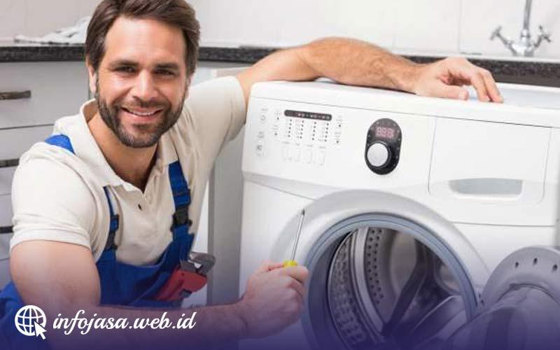 Jasa Perbaikan Mesin Cuci di Bitung